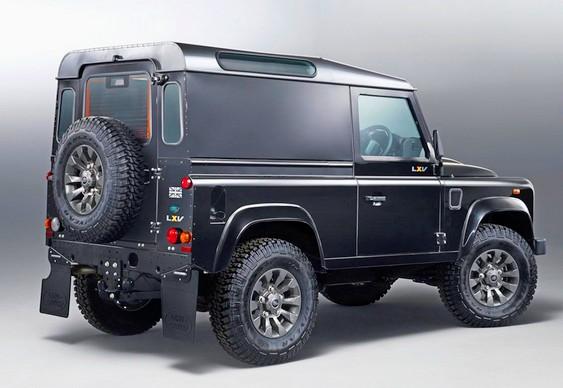 65 anos de Land Rover