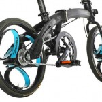 Novas rodas Loopwheels com amortecedores para bikes