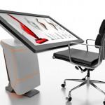 O projeto Voltra para e-pranchetas de desenho digital
