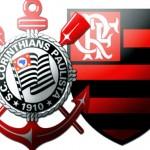 Corinthians e Flamengo tratados como Barça e Real Madrid