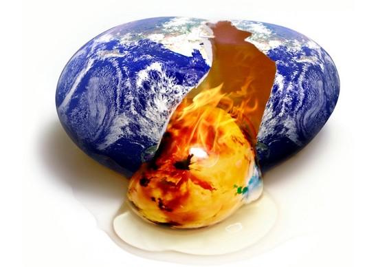 Terra - cheiro de ovo podre