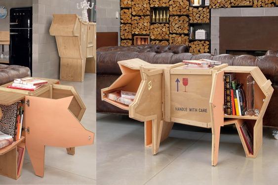 Design de porco