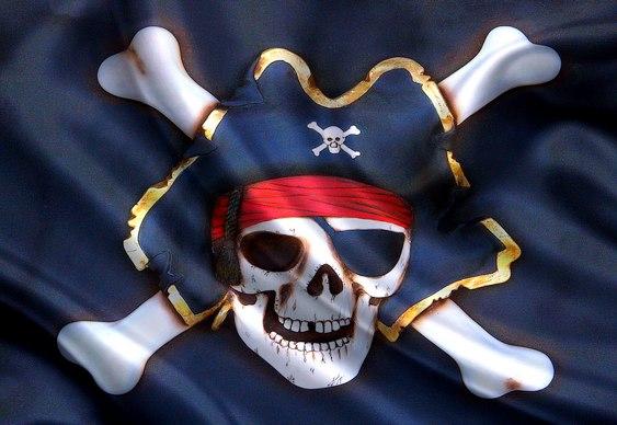 Caveira de Pirata