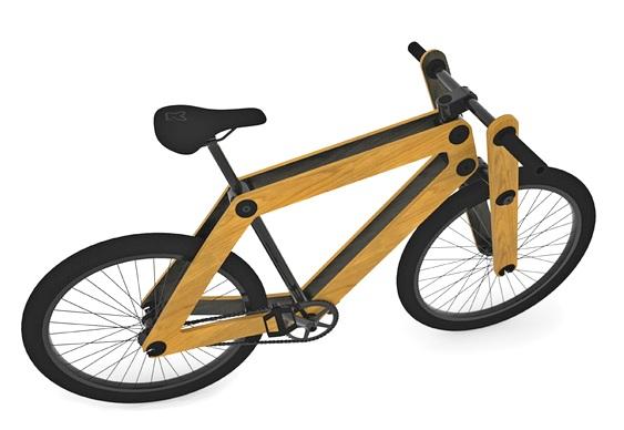 Bicicleta Sanduíche