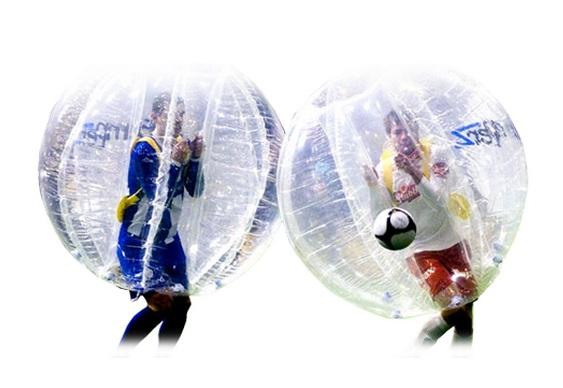 Futebol na bolha