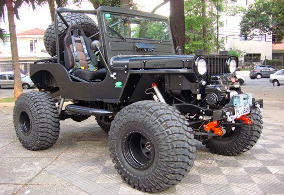 Jeep Willys Reformado