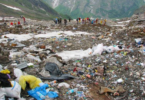 Turismo no Monte Everest