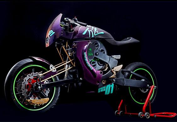 Moto The Revolver