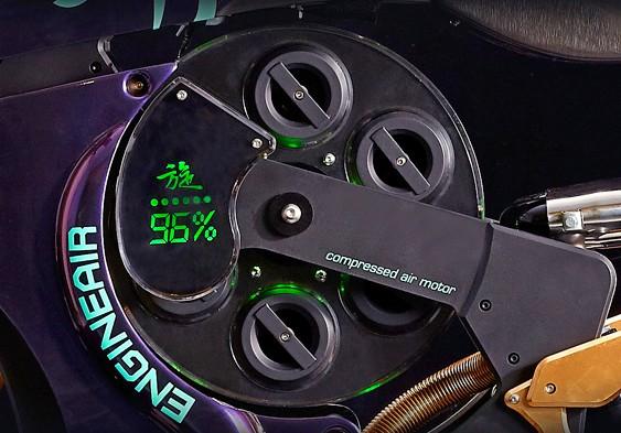 Motocicleta The Revolver