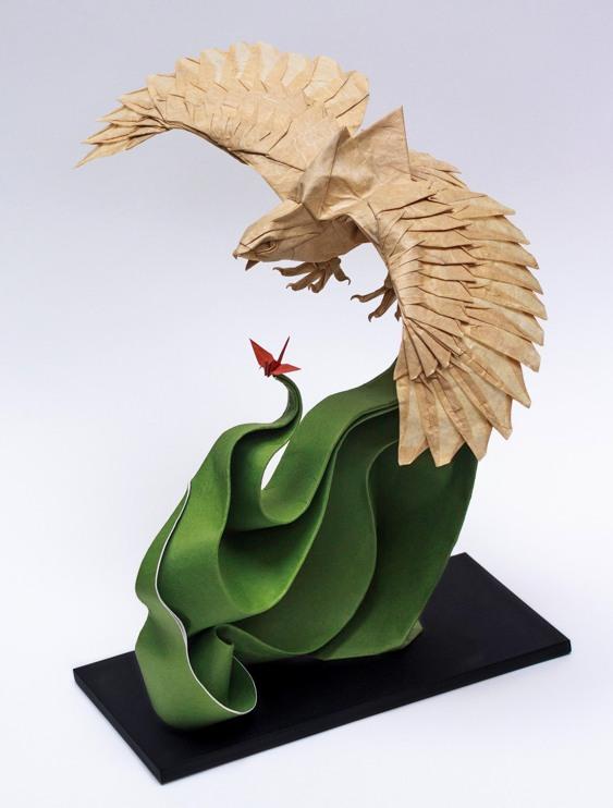 Origami Pássaro
