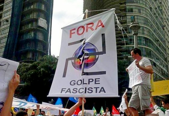 TV Globo Golpista