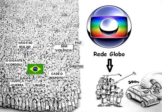 Rede Globo de Mentiras