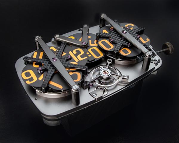 4N Watch – relógio de pulso