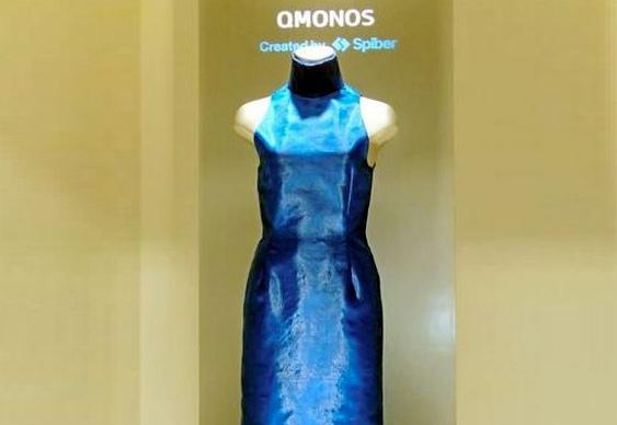 Spiber Qmonos Dress