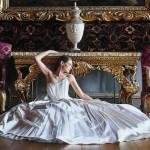 Vestidos de noiva em inacreditáveis cenas de casamento