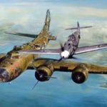 Solidariedade entre pilotos inimigos na guerra vai virar filme