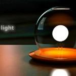 Lâmpada salina diminui consumo de fios de cobre em luminária