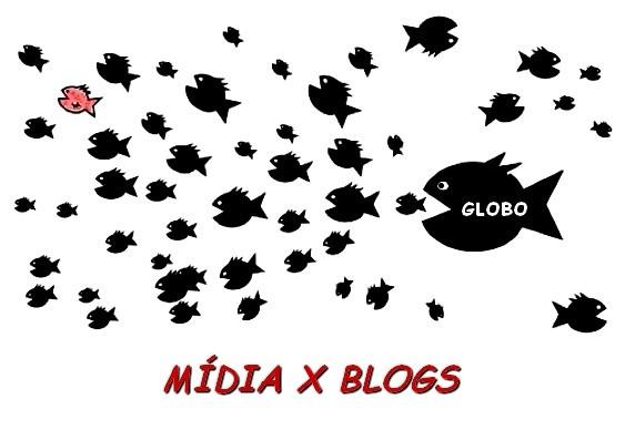 Globo contra Blogs