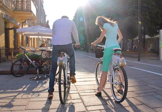 Motor elétrico para bicicletas