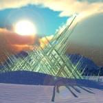Criado disco de cristal que pode durar mais que a raça humana