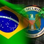 Brasil é o país mais espionado pelos EUA em todo o Ocidente