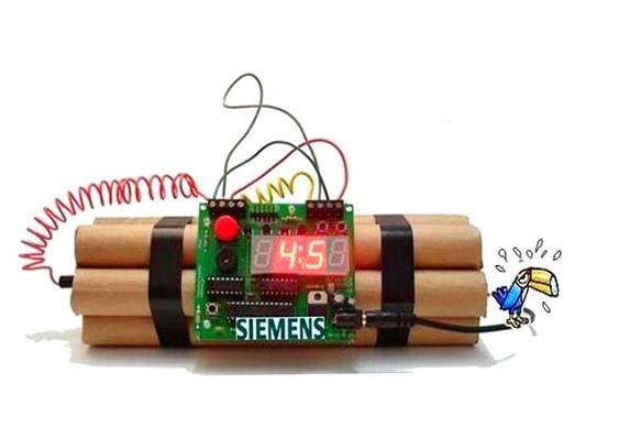Charge Tucanos Siemens