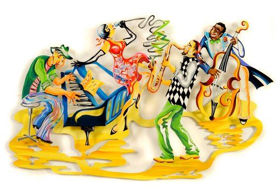 Mural Jazz