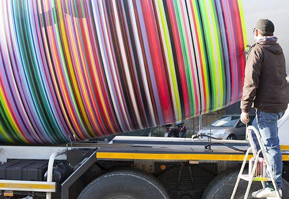 Pintura carroceria caminhão