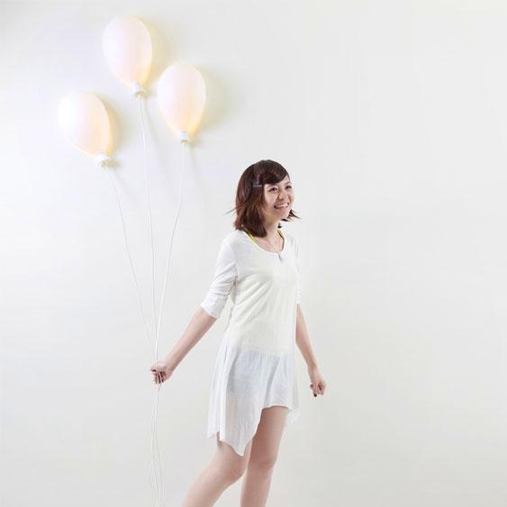 Abajur balão