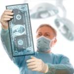 Pobre forja assalto a banco por atendimento médico na prisão
