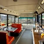 Sucata de ônibus velho transformada em casa de luxo para morar