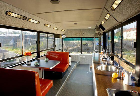Ônibus de luxo