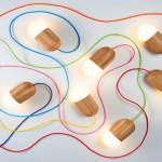 Projetos de luminárias para decoração de lojas e butiques