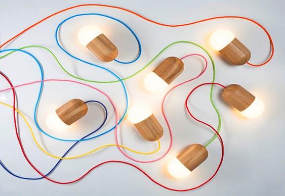 Luminárias pingente de teto