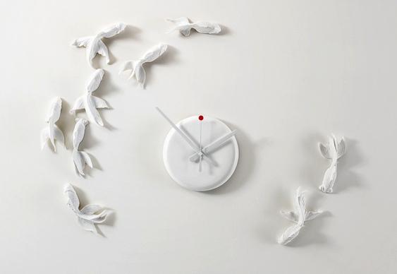 Relógios chineses da sorte