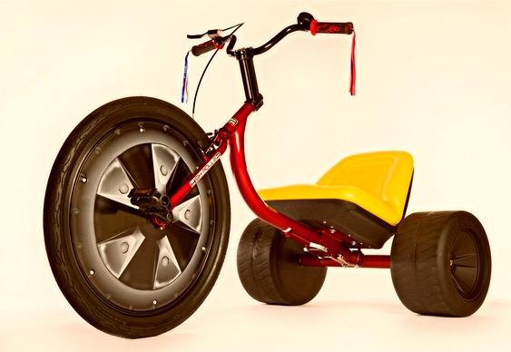 Triciclo para pais