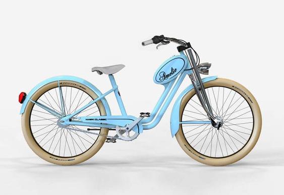 Bicicleta para mulheres