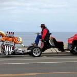 Transforme a velha carroça numa moderna carruagem hot rod