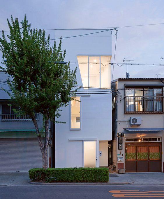 Projeto criativo de arquitetura