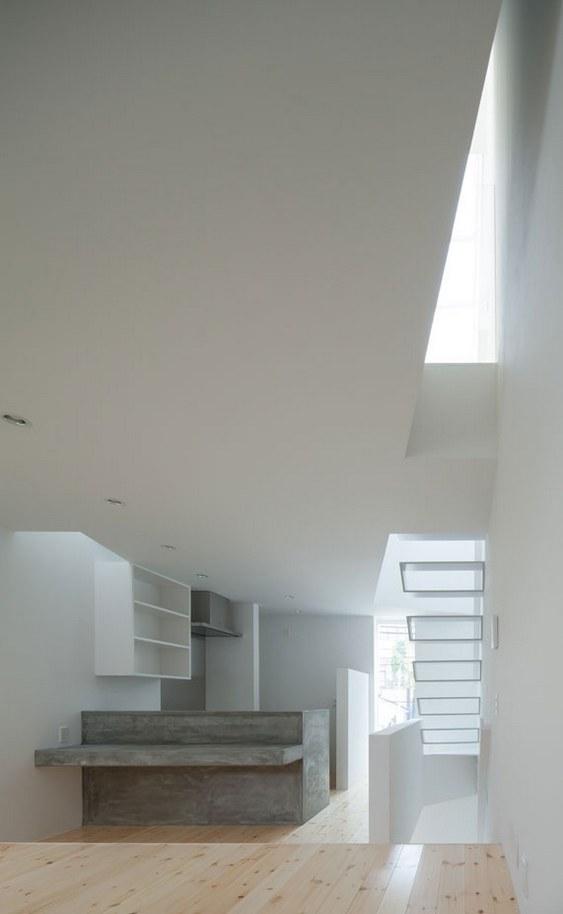 Apartamento com iluminação natural