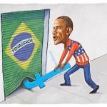 Quem é que colabora com os EUA na espionagem ao Brasil?