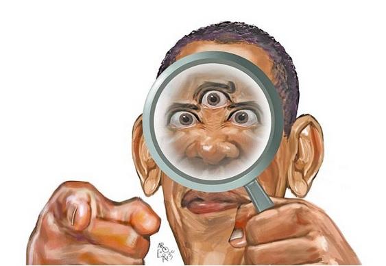 Estados Unidos espionam Brasil