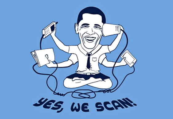 Yes, We Scan!