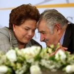Dilma levantou a bola para a fulminante cortada de Mujica na ONU