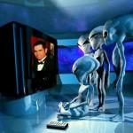 Extraterrestres evoluídos não pousam na Terra… só chupa-cabras