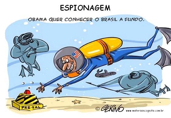 Charge Obama