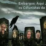 Embargos: votação no STF extermina 'juízes' da velha mídia