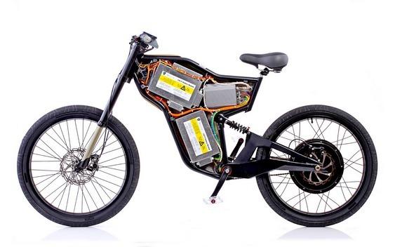 Meio bike meio moto