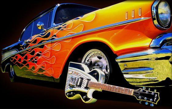 Guitarra Chevy Bel-Air