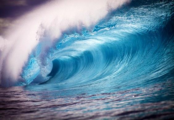 Tubo para surfistas